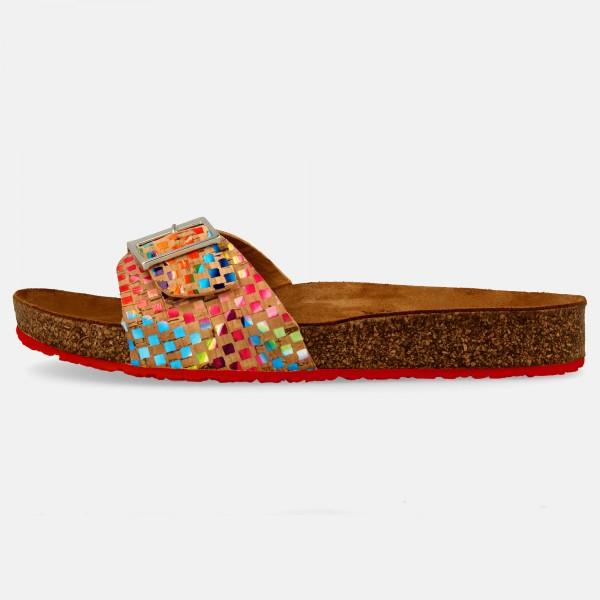 Sandale-8190151554-Gelb-Multi-Gina-Links