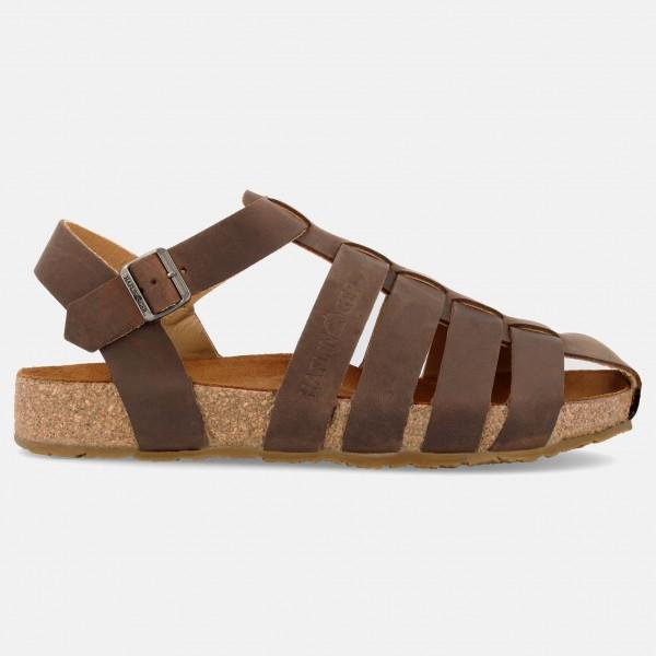 Sandale-Mattes-Braun-819417730-Peter-Rechts