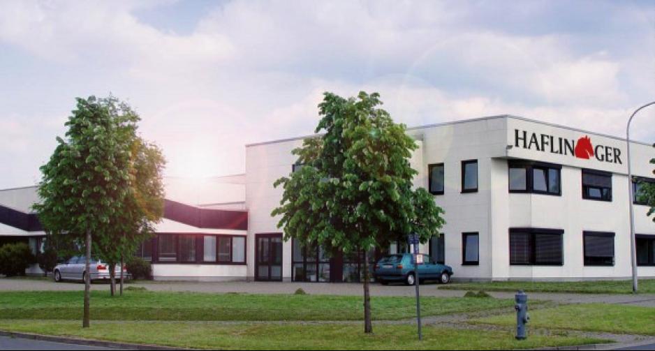 Das Haflinger Gebäude