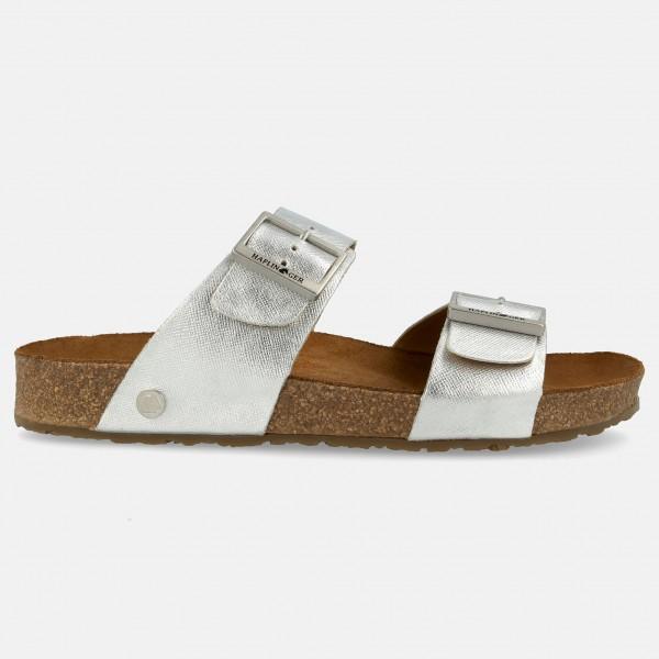Sandale-Silber-8190161565-Andrea-Saffiano-Rechts