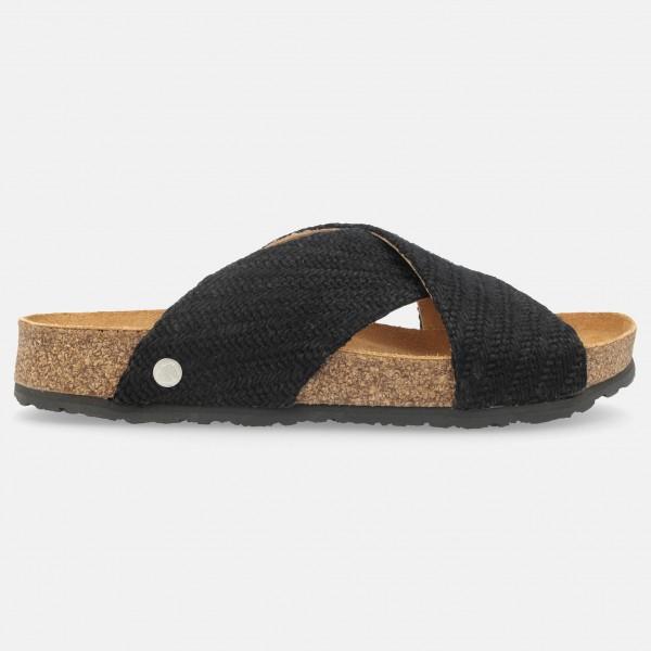 Sandale-Schwarz-8194121616-Mio-Leinen-Rechts