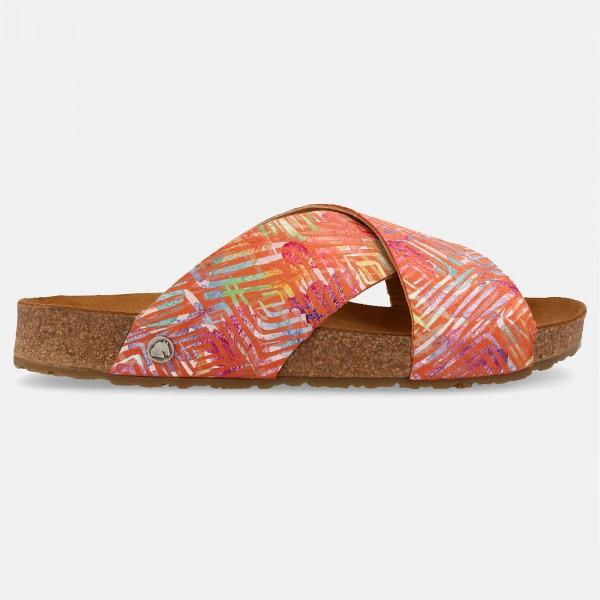 Sandale-Koralle-Orange-8194121620-Mio-Blobs-Multi-Rechts