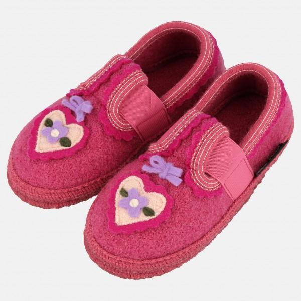 Haflinger-Slipper-Pink-Azalee-62306620-Herz