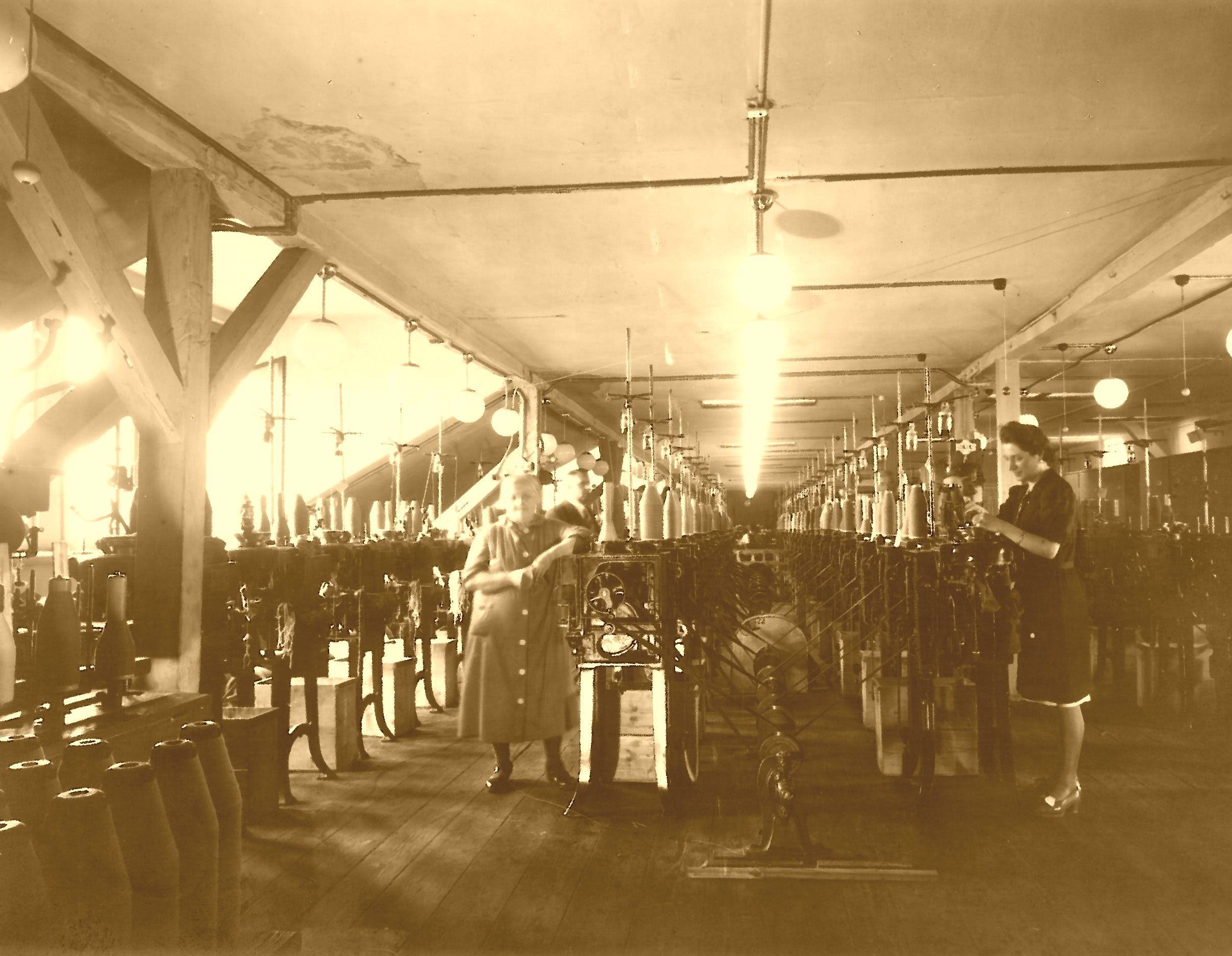 Die alte Fabrik