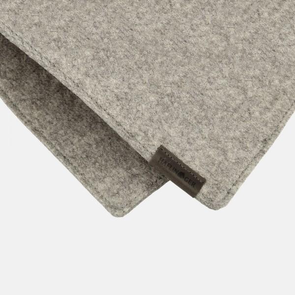 Filz-Tischsets-grau-Haflinger