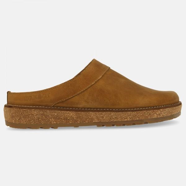 Sandale-818070895-Braun-Linen-Travel-Clog-Neo-Rechts