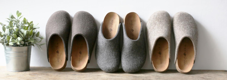 haflinger-pantoffeln