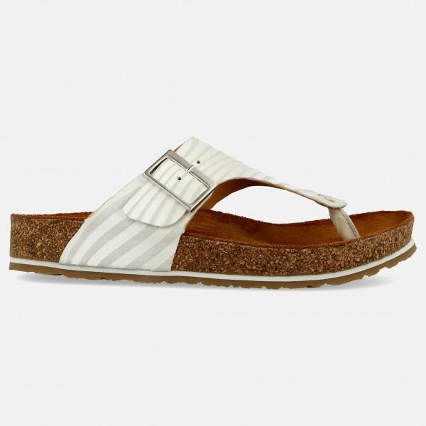 Sandale-8190182115-Weiss-Conny-Rechts