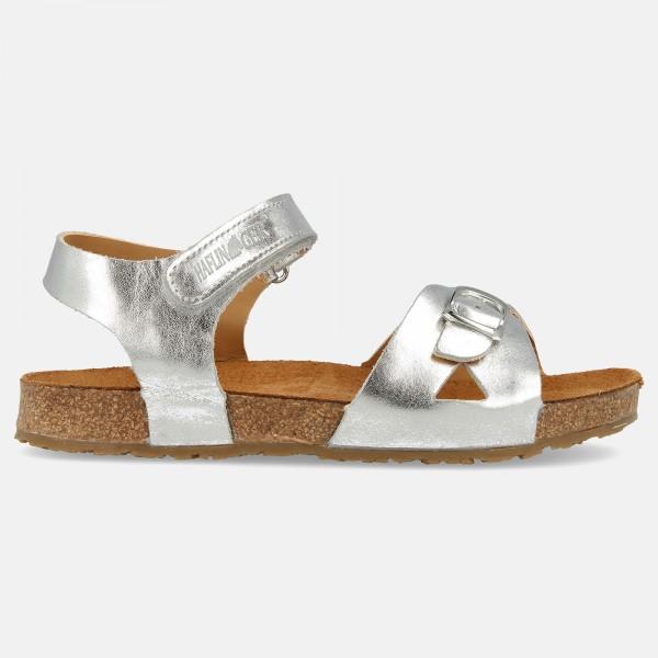 Sandale-Silber-8190471113-Fritzi-Rechts